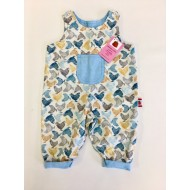 Reversible Dungarees, Chickens