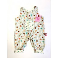 Reversible Dungarees, Woodland