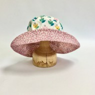 Sunhat, Retro Flowers