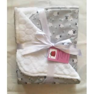 Blanket Grey Sheep