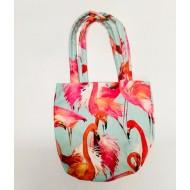 Bag, Flamingos