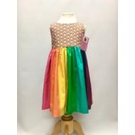 Dress, Rainbow