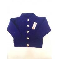 Knitwear,  Jacket, Navy