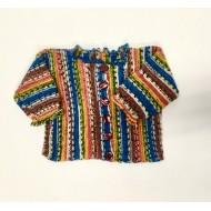 Knitwear, Frilly Cardigan
