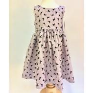 Dress, Pink Puffins