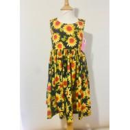 Dress, Sunflowers