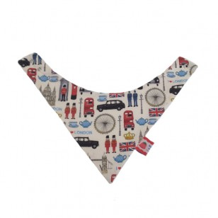 London Dribble Bib