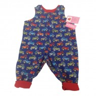 Tractor Reversible Dungarees