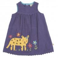 Leopard Lily Cord Dress