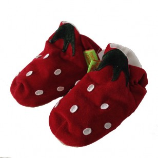 Strawberry Soft Shoes