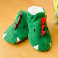 Baby Shoes Funkasaurus Soft Shoes