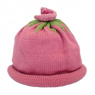 Hat Pink Flower
