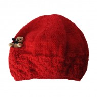 Red Teddy Hat