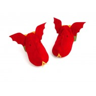 Baby Shoes, Red Dragon